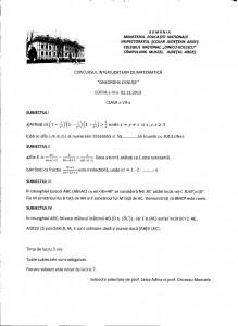 Subiecte_Gheorghe Cenuse_anul 2013_clasa 7